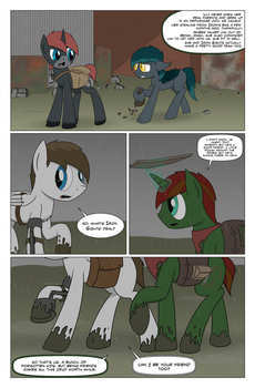Fallout Equestria: Grounded page 77 by BruinsBrony216