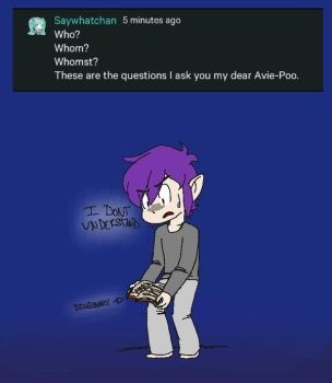 Free ask 2 by Deviant-Shadow-Link