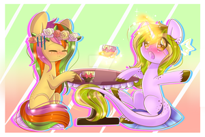 Tea Party [AT] by Twily-Star