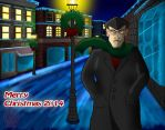 Christmas Card 2014 by Thagirion