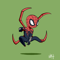 Superior Spider-Man (Otto Octavius) by TheFutureFoundation