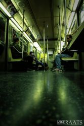 New York Subway. by MikeRaats