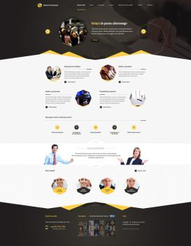 Bonum Commune - web design for law firm by SycylianBeef