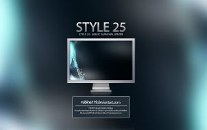 Style 25 Magic Aura Wallpapers by rubina119