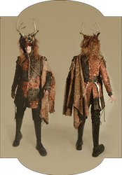 Endless Forest Themed Costume Design by DustinPanzino