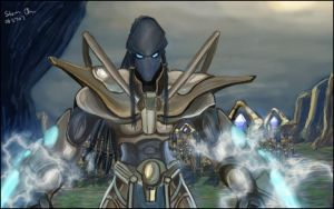 StarCraft - THIS. IS. AIUR. by shadowdevil502