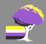 Trees Don't Know Gender by Shadytay