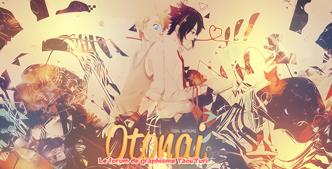 Header Otonai by Yutsume