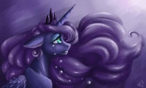 Why am I so lonely? by Alina-Sherl