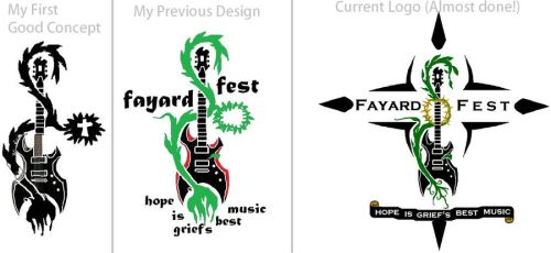 Fayard Fest Logo by Royce-Barber
