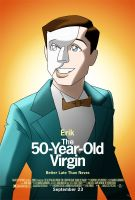 The 50-Year-Old Virgin (redux) by Raphael2054