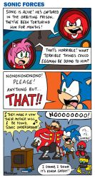 Sonic Forces by joshnickerson