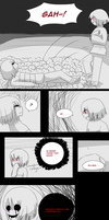 Frisk and Chara - Ch2: Page 16 by ArtisticAnimal101
