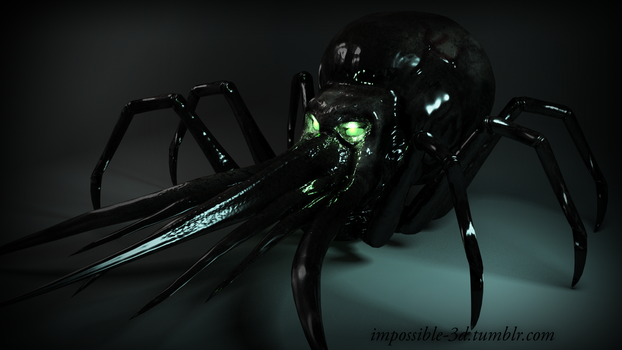 Octospider by Imp0s5ible