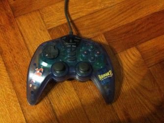 PS2 Rayman Controller by OldClassicGamer