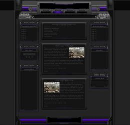 Section-X Gaming Website Theme by ThemeKings by themekings