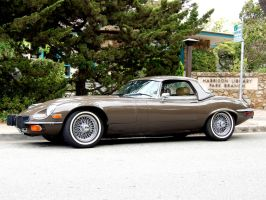 1974 Jaguar E-Type III V12 by Partywave