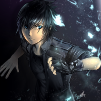 Noctis - 29 DAYS TO FFXV! by nivlacart