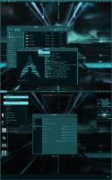 Cyanogen for Gnome shell 3.6 by cbowman57