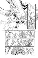 Green Lantern New Guardians #16 page 13 by AaronKuder