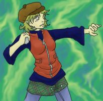 Cybil the Clair by Doodlebotbop