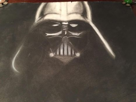 Darth Vadar by madam3gr33n