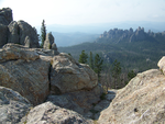 View from Custer State Park, SD08/22/13 10:32AM by Crigger