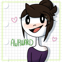 Jaiden Animations 3 by WeepyKing