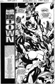 Batman #581  Page 1 by ScottMcDaniel