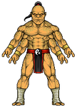 Goro by alexmicroheroes