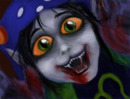 Hello Nepeta by Fury-From-Above