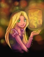 Rapunzel by Naruto-No-Dobe