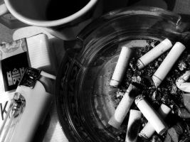 Cigarettes and Coffee by nagyi94