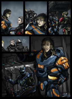 Halo: DogTag Origins Page 7 by Guyver89