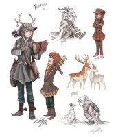 Tistow: Concepts by ElliPuukangas