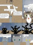 GATOS DEL POST APOCALIPSIS 004 by Catsofdeath