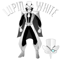 Lupin White by markolios