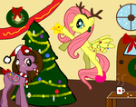 A very Pony Christmas by MissSindy