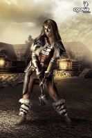 Skyrim by cosplayerotica
