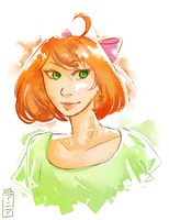 casual penny by xakkis