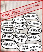 PNG Pack 4 by Salic33