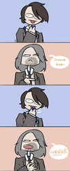 -connor you're disgusting- by DJTulips