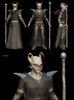 Cave - Zbrush by DISENT