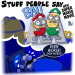 Stuff people say 317 by FlintofMother3