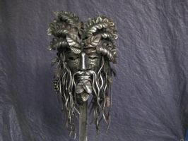 Green Man Finished by theforgery