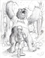Christopher Robin by subt-L-eyes
