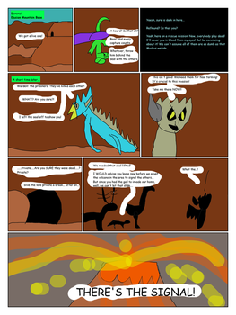 Dororai vs. Elusia part 3 page 1 by DonDevious
