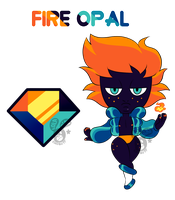 Fire Opal - OTA - CLOSED by Chobutt