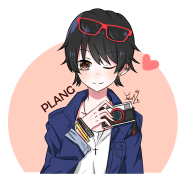 MY FRIEND PLANG by Yukinaz