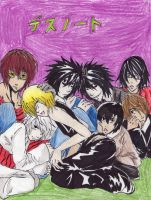 Death Note by The-Butterses